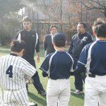 豊島区 小林弘明 少年野球チーム ニューヨークメッツ 吉井理人 豊島ボーイズエストレーヤス 北海道日本ハムファイターズ 投手コーチ