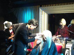 エスマガ原宿TVで一緒に共演させていただいたり、豊島区マンガ・アニメコンテンツの会にも一緒に参加している、DJ Singer KOTONAが出演する南青山でのイベント「PMA debut」にやってきました。