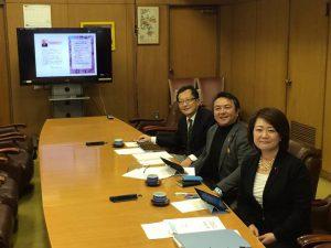 本日の豊島区議会は、新庁舎移転に向けた備品設置における会派のヒアリングがありました。