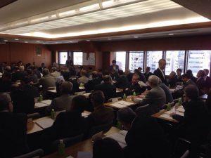 豊島区中央地区合同区政連絡会に参加します。