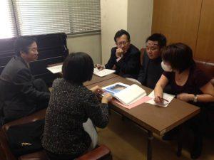 本日の豊島区議会は、内容は非公式なものですが、会派で区の職員と打ち合わせを行いました。