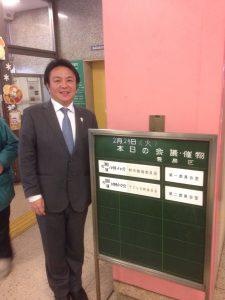 2/24 本日の豊島区議会は、都市整備委員会です。  本日の議題・議案は、自転車放置禁止区域の拡大、LED街路灯導入についてです。